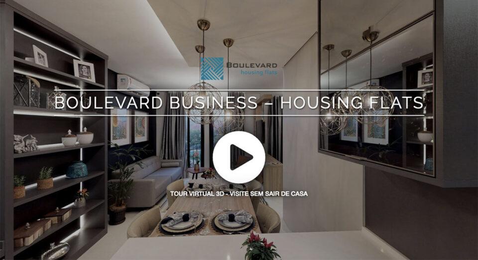 Boulevard Housing Flats - Tour Virtual em 3D
